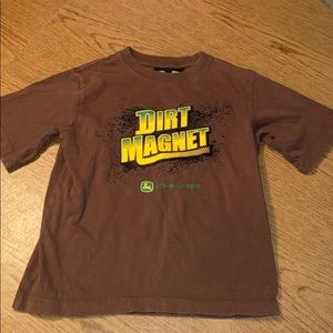 Boys John Deere Shirt NWOT